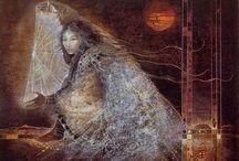 Native American Mythology Inspiration