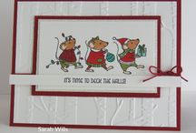 Stamping-Merry Mice
