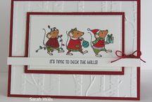 Xmas Merry Mice