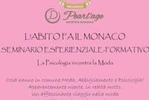 L'abito fa il monaco / Evento di psicomoda a Torino 13.03.2016