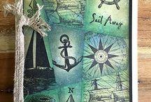 Darkroom Door Stamps / Ideas for using your Darkroom Door Stamps
