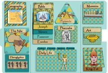 Unit Studies- Egypt / Resources for studying Egypt, lesson plans for Egypt, teaching children about Egypt, homeschool lessons about Egypt,