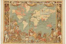 El libro para viajeros y cartógrafos: 'Mapas: Explorando el mundo'