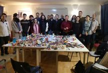 LEGO SERIOUS PLAY (LSP) / We are Lego Serious Play Certified. We run training on Lego applied to education.