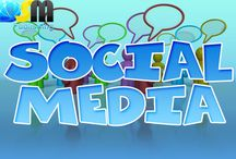 Social Media / You've just got to love social media - whether it is twitter, facebook or even here on pinterest its great way to meet others and share our wonderful business ideas