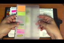 Filofax / Planner,Filofax / by Sumana