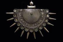 antique tribal jewelerry