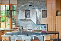 Incredible Kitchens / Kitchens from the Sierra Sotheby's International Realty's exquisite collection of mountain homes.