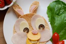 Kid-Approved Lunches (Adults, too!) / by Rebecca J. Rose