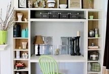 Ideas for small spaces / by Carmen Crenshaw