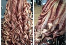 Hair ideas / by Sabrina Hall