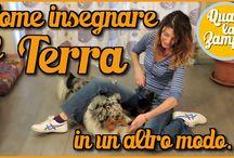 Qua la zampa / training your puppy