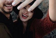 best engagement ring selfie