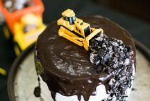 Digger Birthday