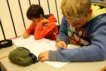 After-school Math Courses / Materials, ideas and activities for after-school courses.