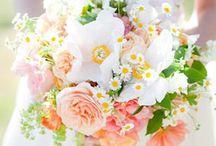 wedding | bridal bouquet / by Denise Weerke