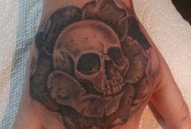 Dale Boudreau tattoos