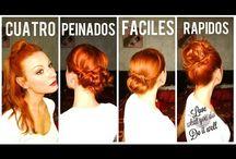 peinado feria