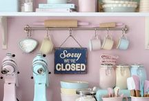 HOME | Pastel Kitchen Dreams