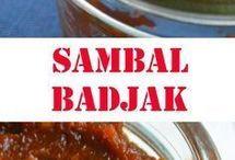 pittige sambal & sauzen