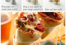 pizza etc