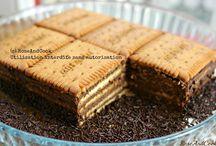 Gâteau the brun
