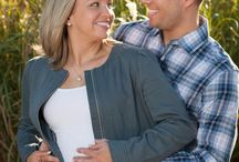 Engagement photography at Liberty state park / engagement photography by American Photography