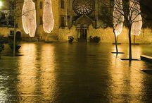 Sant Cugat del Valles.Barcelona.Catalunya.Spain / El meu poble