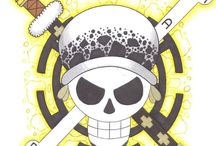 Trafalgar D. Water Law / Both Male and Female Versions