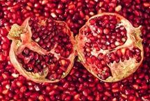 FOOD: POMEGRANATE ~ BIBLICAL SUPERFOODS / Pomegranate are rich in antioxidants, which prevent LDL cholesterol from doing its damage, and it helps prevent blood clots by keeping blood platelets from clumping together. Pomegranates may also help reduce the risk of breast cancer and lessen the symptoms of arthritis.  / by Terlyn Strong Dufrene