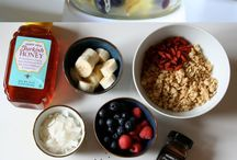 Healthy Breakfast / Breakfast ideas