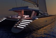 Multihulls / Fast and furious :-) Love them...