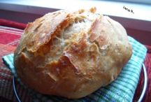 chlieb , knedliky ,jedla z cesta
