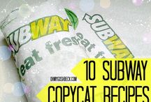 subway.... where I used to work....