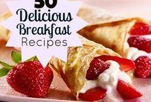Breakfast <3 / by Courtney Weis