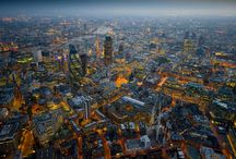 Birds Eye Views of London / See London from its highest points.