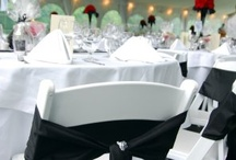 Wedding Decor: Black & White / by Event Decor & More