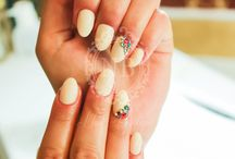 Cute and simple nails / Nail Boutique