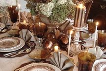 Tablesettings / by Laura Lawrence