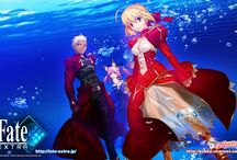 Fate/Extra (Novela Visual)