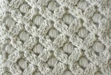 textured puff stich