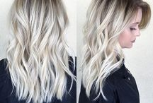 Hair ideas for blondes
