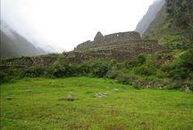 Cachicata to Machu Picchu