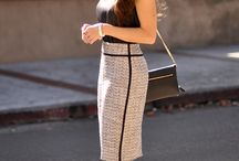 Work/play outfits. / by Brittany Nguyen