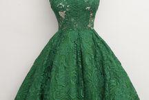 Green / Green fashion