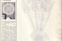 Схемы салфеток