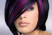 Hair styles/color / by Ruthie Balmer-Vaughan