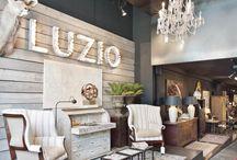 Tienda Luzio / Imágenes del interior de la tienda. No dudéis en visitarnos en www.luzio.es