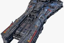Spaceships concepts