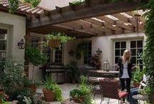 New Casa Backyard / by Sara Jane Bee